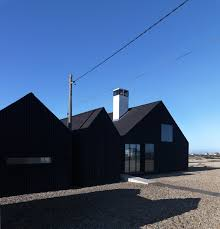 100 Rubber House Dungeness Design For Exposed Sites NORDs Shingle Building