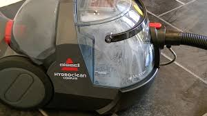 Bissell Hardwood Floor Vacuum by Bissell Hydroclean Complete Hard Floor Washing Demonstration Youtube