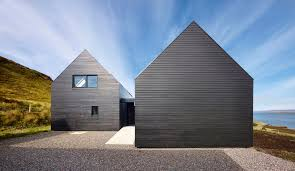 100 Colbost Private Residence On Isle Of Skye Dualchas Architects ArchDaily
