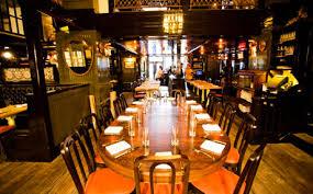 Breslin Bar Dining Room New York City by Eataly Nyc Taylorshocks U0027s Weblog