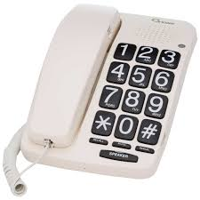 Landline Phones | Electronics | BIG W Voip Home Phones Networking Connectivity Computers Business Voice Over Ip Voip Tow Wiring Diagram Concept Map Of Over Phones Alcatelphones The 6 Best Phone Adapters Atas To Buy In 2018 5 Wireless How Use Vonage With Your House 3 Steps With Pictures All The Wonders Top 20 Advanced Features 10 Uk Providers Jan Systems Guide Use Multiple Each Room Voip Phone And