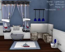 Small Lighthouse Bathroom Decor by Lighthouse For Bathroom Home Design
