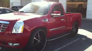 100 Single Cab Trucks CADILLAC TRUCK CUSTOM 2010 SINGLE CAB EXT CADDY YouTube