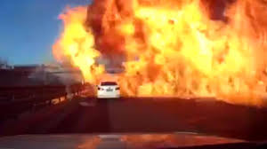 Huge Explosion On Motorway Started By Speeding Driver Russian Truck Gas Explosion Hd Tanker Truck Fire Kills More Than 100 People In Gerianile Tanker Fire Kills Driver Temporarily Shuts Down I270 And Us Explodes Closing I94 Near Detroit Chicago Tribune Overturned Causes Massive Atwater Driver Dies At The Scene Propane Gas Explosions In Jackson Hole Wy At Amerigas Nevada County Wreck Update Authorities Recover Victims Of Fatal Arrested Umvoti Drivers Released Zuland Obsver Explosion Gnville The Daily Gazette Injuries From Modern Sales Pittston Pa Watch A Fuel Burst Into Massive Fireball On Louisiana Energy Accidents Wikipedia