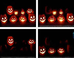 Singing Pumpkins Grim Grinning Pumpkins Projector by Animated Lighting Products Just Add Power Singing Jack O