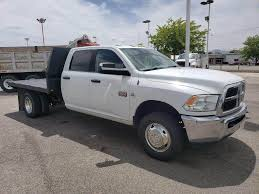 2012 RAM 3500 HD Single Axle Flatbed Truck, Cummins 6.6L, 305HP ... Commercial Vehicles Wilson Chrysler Dodge Jeep Ram Columbia Sc 2018 Ram 1500 Sport In Franklin In Indianapolis Trucks Ross Youtube Price Ut For Sale New Autofarm Cdjr 2017 3500 Chassis Superior Conway Ar Paul Sherry Chrysler Dodge Jeep Commercial Trucks Paul Sherry Westbury Are Built 2011 Ford F550 Snow Plow Dump Truck Cp15732t Certified Preowned 2015 Big Horn 4d Crew Cab Tampa Cargo Vans Mini Transit Promaster Bob Brady Fiat