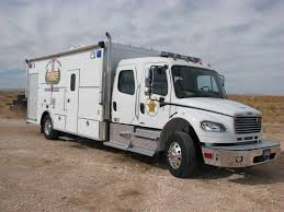 20-Ft. Walk-In EOD Truck- Doña Ana S.O. | EVI