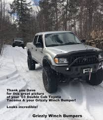 1995-2004 Toyota Tacoma Front Winch Plate Bumper & Non Winch Bumper ... Tacoma Bumper Shop Toyota Honeybadger Front Warn 2016 Ascent Full Width Black Winch Hd Diy Move Genuine Chrome Hilux Pickup Mk4 Ln165 2015 Vengeance Fab Fours Vpr 4x4 Pd102 Rally Truck Serie 70 Seris 2007 2018 1571 Homemade And Rear Bumperstoyota Youtube Amera Guard End Caps Outdoorsman Bumpers