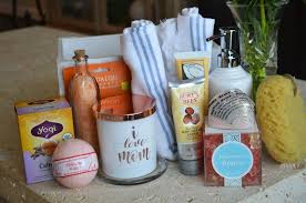 Diy Spa In A Box Mothers Day Gift Relaxation Kit