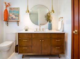 Best Mid Century Modern Bathroom Ideas | Decor & Design Ideas In HD ... Small Mid Century Modern Bathroom Elegant Inspired 37 Amazing Midcentury Modern Bathrooms To Soak Your Nses Design Vanity Hd Shower Doors And Paint In Remodel Floor Tile Best Of Ideas For Best Mid Century Bathroom Style Project Sewn With Metro Curtain 74 Most Magic Transform On Interior
