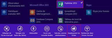 skype bureau windows 8 comment créer un raccourci sur le bureau de windows 8 10