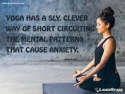 Yoga Has A Sly