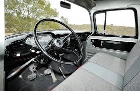 100 1959 Chevy Panel Truck Chevrolet Fleetside Window Of Opportunity Hot Rod Network