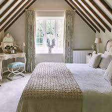 Country Cottage Bedrooms Attic Jonathan Gooch