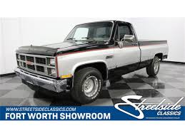 1984 GMC Sierra For Sale | ClassicCars.com | CC-1114083 1984 Gmc K35 K30 High Sierra 454tbi Many Extras Loaded One Ton Dana Gmc Pickup Truck Resigned With Trickedout Tailgate Carbon S15 Pickup 2wd Insurance Estimate Greatflorida Hondafreak41187 Classic 1500 Regular Cab Specs Chevrolet Van Wikipedia Vehicles Black Tank Truck Custom Deluxe 10 Item J7022 Sold Press Photo Trucks Historic Images For Sale Classiccarscom Cc1114083 Sinaloenseyk Photos 7000 Sa Truck