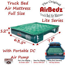 PPI-PV202C AIRBEDZ Full Size Lite Truck Bed Air Mattress Portable DC ... Wonderful Truck Bed Air Mattress Courtney Home Design Cleansing Airbedz 302 Full Size 665 Wbuiltin Rightline Gear 1m10 Beds 6 Ft 8 With Portable Dc Amazoncom Instabed Raised Never Flat Pump Truck Bed Camping Air Mattress From Bedz Httpwww Ppi 301 Pro3 Original Pv203c Lite Green Best For Your Long And Short Ppi404 Realtree Camo