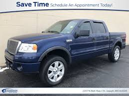 100 Used Trucks For Sale In Mo 2008 D F150 Anderson Auto Group Lincoln