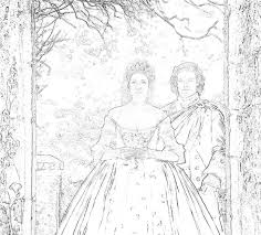 Outlander Coloring Pages The Un Official Book 2015 Holiday Edition