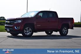 100 Truck Accessories Omaha New 2019 Chevrolet Colorado 4WD Z71 Crew Cab In Fremont 1T19096