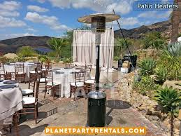 Patio Heater Rental Party Rentals Tents Tables Chairs