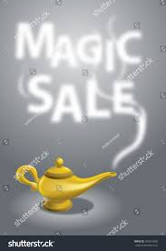 Aladdin Lamp Oil Shelf Life by Store Promo Sale Magic Sale Word Stock Vector 693431896 Shutterstock