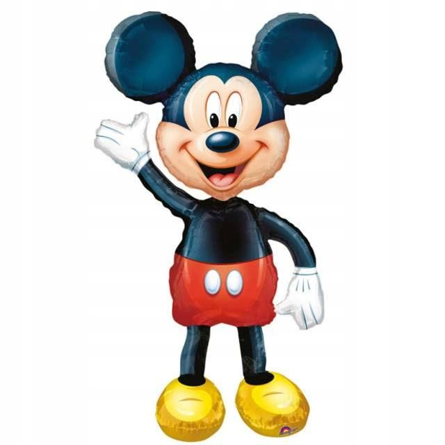 Mayflower Balloons AirWalker Mickey Foil Balloon - 52in