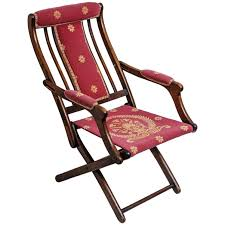19th Century, French, Napoleonic Campaign Style Folding Chair For ... Upholstery Wikipedia Fniture Of The Future Victorian New Yorks Most Visionary Late Campaign Style Folding Chair By Heal Son Ldon Carpet Upholstered Deckchairvintage Deck Etsy 2019 Solutions For Your Business Payless Office Aa Airborne Chair With Leather Cover And Black Lacquered Oak Civil War Camp Hand Made From Bent Oak A Tin Map 19th Century Ash Morris Armchair Maxrollitt Queen Anne Wing 18th Centurysold Seat As In Museum On Holdtg Oriental Hardwood Cock Pen Elbow Ref No 7662