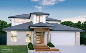 100 Block House Design Clare 256 Sloped Home Stroud Homes