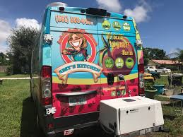 Beautiful Food Truck For Rent - 4,000 Original Miles FLORIDA ...