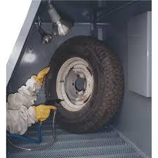 970 Skat Blast Cabinet by Usa 966 Pro Finisher Abrasive Blast Cabinet Tp Tools U0026 Equipment
