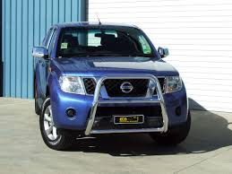 100 Push Bars For Trucks Nissan Navara D40 Australian Bull