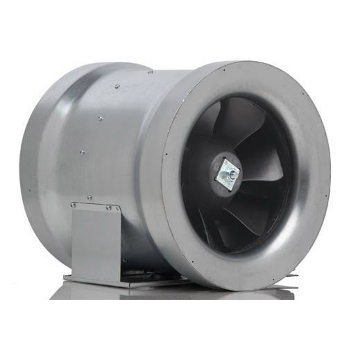CF Group Can340440 Can Max Fan 1709cfm Mixed Flow Inline Fan - 12""