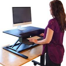 Varidesk Pro Plus 36 by Varidesk Pro Plus 36 Height Adjustable Standing Desk