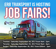 ERB Group | Job Fairs - ERB Group Tg Stegall Trucking Co The Musthaves In A Truck Driving Job Companies Make Changes In Order To Fight Driver Shortage Jobs Are High Demand Ashevillejobscom Small Medium Sized Local Companies Hiring Worst Job Nascar Team Hauler Sporting News Work For United States School Colorado Drivejbhuntcom Driver Available Drive Jb Hunt Industry On A Roll With Hiring Jobs Houston Chronicle Drive With Us Roadshow Services Top 5 The Philippines Cartrex Payrolls Soared By 5700 August Caprock Partners