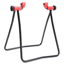 Mtb Road Mountain Cycling Bicycle Bike Stand Display Wheel Hub Bike