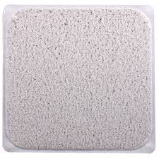Bath Mat Without Suction Cups Uk by Square Shower Non Slip Loofah Mat Housewares Coopers Of Stortford