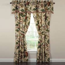 Waverly Curtains And Valances by Waverly Curtains U0026 Drapes For Window Jcpenney
