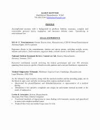 Cover Letter For Legal Assistant Job Inspirational Attorney Resume Examples