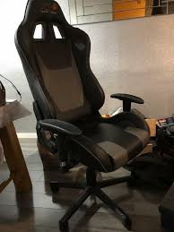 Adx Ultimate Gaming Chair Brand New £65 Cost £169 Grey N Black | In Arnold,  Nottinghamshire | Gumtree Gaming Chair With Monitors Surprising Emperor Free Ultimate Dxracer Official Website Mmoneultimate Gaming Chair Bbf Blog Gtforce Pro Gt Review Gamerchairsuk Most Comfortable Chairs 2019 Relaxation Details About Adx Firebase C01 Black Orange Currys Invention A Day Episode 300 The Arc Series Red Myconfinedspace Fortnite Akracing Cougar Armor Titan 1 Year Warranty