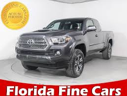 Used 2017 TOYOTA TACOMA Trd Sport Truck For Sale In MIAMI, FL ... 46 Unique Toyota Pickup Trucks For Sale Used Autostrach 2015 Toyota Tacoma Truck Access Cab 4x2 Grey For In 2008 Information And Photos Zombiedrive Sale Thunder Bay 902 Auto Sales 2014 Dartmouth 17 Cars Peachtree Corners Ga 30071 Tico Stanleytown Va 5tfnx4cn5ex037169 111 Suvs Pensacola 2007 2005 Prunner Extended Standard Bed 2016 1920 New Car Release Topper