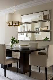 40 Beautiful Modern Dining Room Ideas Horizontal MirrorsContemporary RoomsContemporary Home DecorContemporary