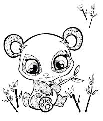 Coloring Pages Of Cute Baby Animals Printable