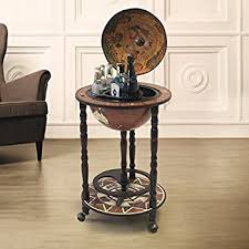 Globe Liquor Cabinet Australia by Tabletop Bar Globe With Embowed Stand Wine Liquor Table Stand