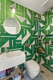 10 Small Bathroom Ideas That Make A Big Five 40 Square Foot Bathrooms In Nyc Totally Transformed By
