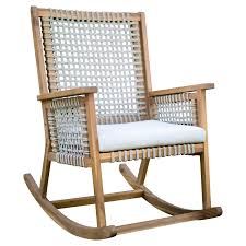 Belham Living Raeburn Rope And Wood Outdoor Rocking Chair - Walmart.com My Favorite Finds Rocking Chairs Down Time Exciting Rattan Wicker Chair Cushions Agreeable Fniture Rural Grey Wooden Single Rocking Chair Departments Diy At Bq Outdoor A L Hickory 7 Slat Rocker In 2019 Handsome Green Tweed Cushion Latex Foam Rustic American Sedona Lowes For Inspiring Antique Classic Check Taupe Plaid Standish Darek La Lune Collection Belham Living Raeburn Rope And Wood Walmartcom