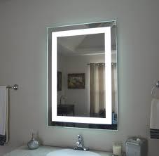 bathroom lighting cool lighted bathroom medicine cabinet design