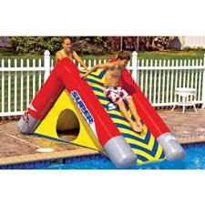 Super Slope Inflatable Pool Slide SP58 1300