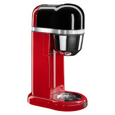 KitchenAid KCM0402ER Empire Red Single Serve Coffee Maker Image Preview Main Picture