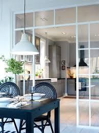 separation cuisine salon vitr muret separation interieur muret separation interieur with