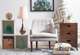 Image Of Modern Rustic Style Home Office Furniture